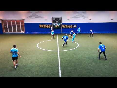 MISHO SPORT CUP Дубала - Журналистите HT 01.12.2017