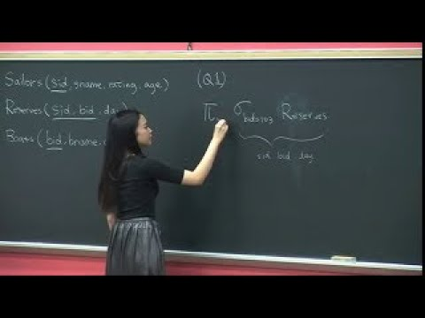 Relational Algebra - Part 3 | Lecture 11 | CMPSC 431W Database Management Systems
