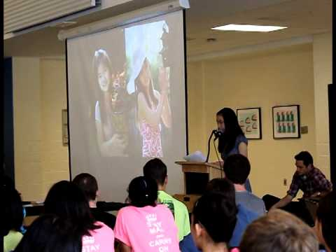 Impact speech in autrey mill middle school may 2013 youtube for Autrey mill