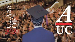 Amsterdam University College Online Graduation Ceremony 2020