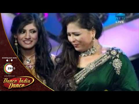 Rajasmita Kar Winning Moment - Grand Finale Winner - Dance India Dance Season 3