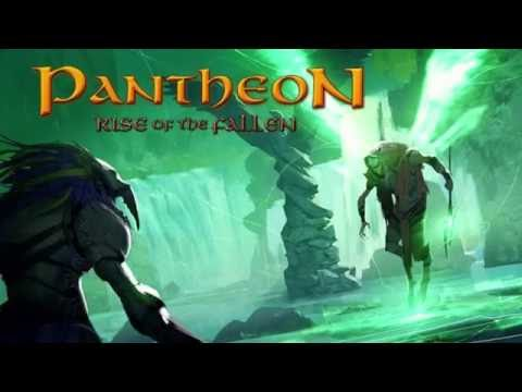 June 2016 Early Gameplay Stream of Pantheon: Rise of the Fallen [HD]