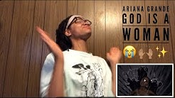Ariana Grande - God Is A Woman (REACTION)