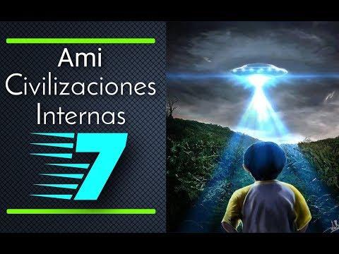 Ami 3: Civilizaciones Internas Enrique Barrios | Capítulo 7 SÓTANOS DE LA PP