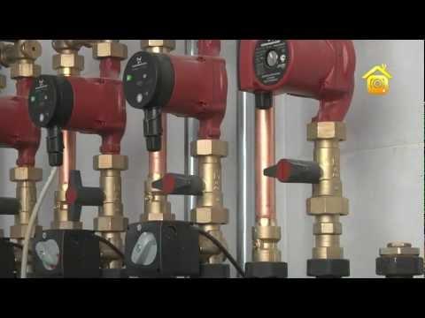 видео: Отопление дома с панорамным остеклением // forumhouse