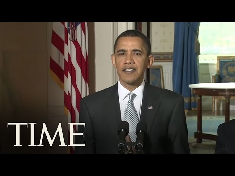 Four Years Of Speeches, One Signature Phrase | TIME