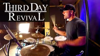 Third Day - Revival Drum Cover (High Quality Audio) ⚫⚫⚫