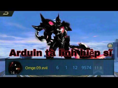 Liên quân Mobile II khi arduin tà linh hiệp sĩ rơi vào tay duy khải evil và cái kết