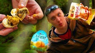 Самые отвратительные деликатесы из Китая! ТУХЛЫЕ ЯЙЦА! Никогда не ешьте это!