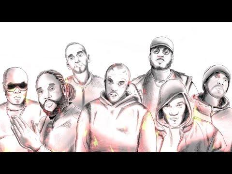 Youtube: CHAMPIONS – Lyricson/Iron Sy/Swift Guad/Alibi Montana/Aketo/Sear Lui-Même/Jidma (prod Raw Saïtama)
