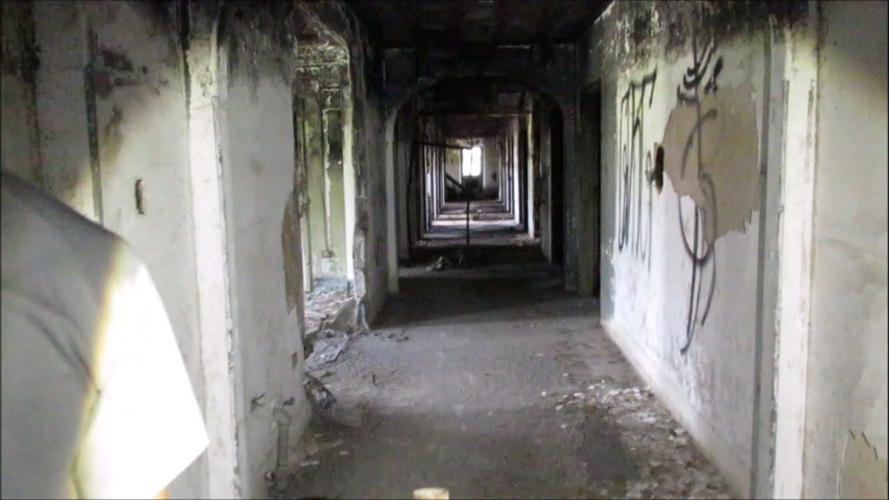 EXPLORING NORRISTOWN STATE HOSPITAL | SCARY PART 2