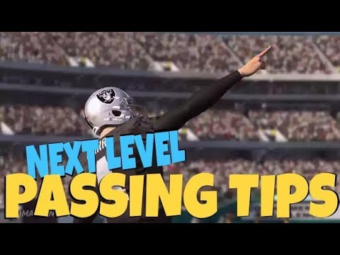 HOW TO READ & BEAT ANY DEFENSE INCLUDING COVER 2, 3, 4, 9 & 6! MADDEN 18 OFFENSE PASSING TIPS