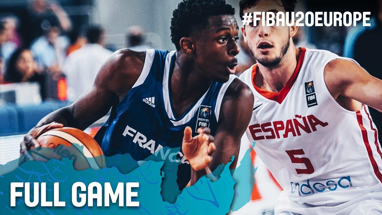 Spain v France - Full Game