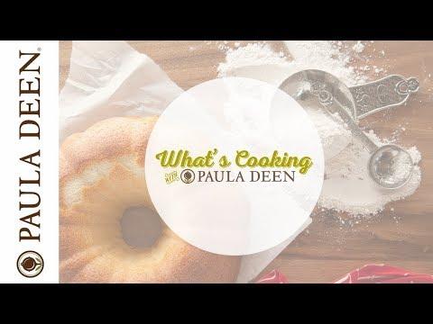 What's Cooking With Paula Deen - Peppercorn Beef Tenderloin
