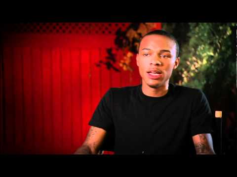 Shad Moss on Tyler Perry as Madea - Madea's Big Happy Family