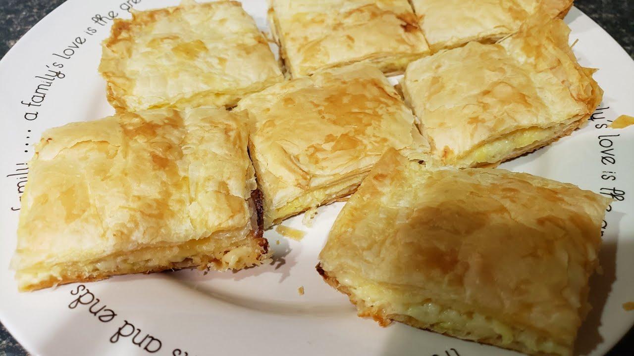How to make Cheese Borek - Easy Cheese Borek Recipe