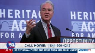 The Howie Carr Show | Dr. Peter Q. Warinner - Will Healthcare improve under Trump?