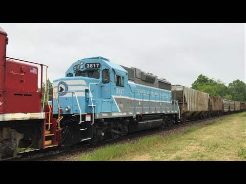 Chasing Central Maine & Quebec 3817 on VRS