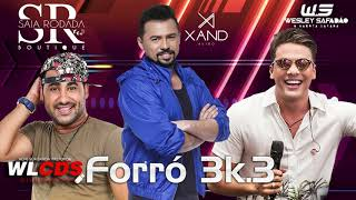 FORRÓ 3K.3 2019 (XANDE AVIÃO)( WESLEY SAFADÃO) (SAIA RODADA)