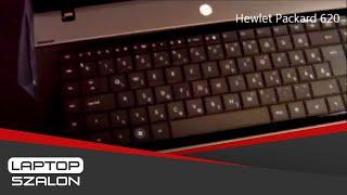 Hewlet packard 620 kicsomagolás (unboxing) - Laptopszalon.hu