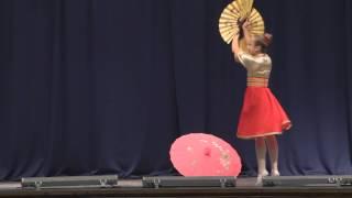 Международный фестиваль-конкурс Бегущая по волнам, Москва (декабрь 2014) ч. 39