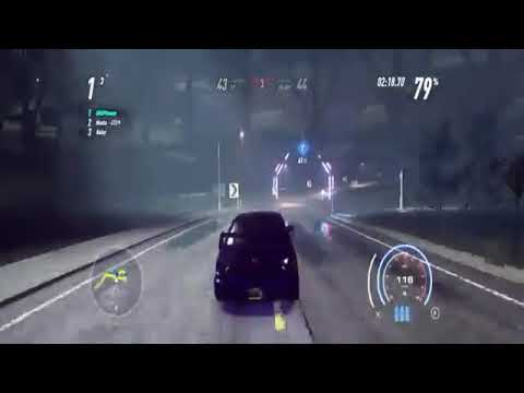 Need For Speed Heat Ps4 Party Crashers Campaing Mission (Ana) Part 1