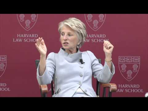 Congresswoman Jane Harman at HLS: On the evolving threat of terrorism