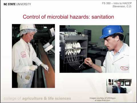 Food Safety Hazards: Microbial, Chemical and Physical
