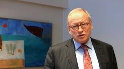 Kaupunginjohtaja Henry Lindelöf: Työpaikkoja on syntynyt