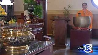 KTRK News:  Growth of Buddhism in America