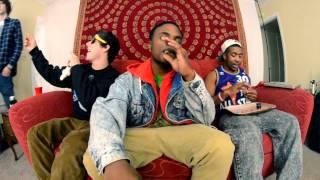 DiAmond Miller- Pothead Friends (Official Video)