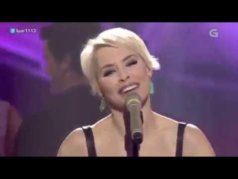 "Soraya-""Qué Bonito"", directoLuar TVG (2/02/2018)"