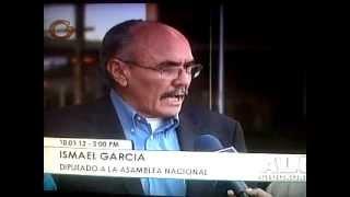 Ismael García rechaza las declaraciones de Daniel Ortega