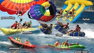 Watersports in Marmaris