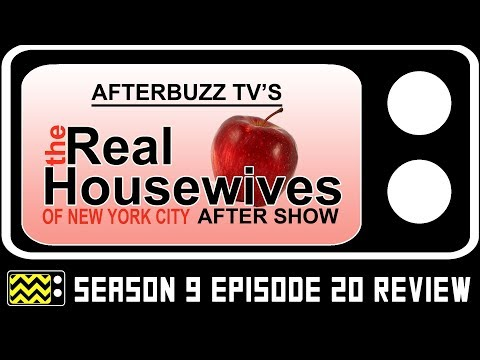 Real Housewives of New York City Season 9 Episode 20 Review & AfterShow | AfterBuzz TV