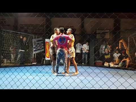 Evento RXC2 Luiz Eduardo Garagorry( CT FRONTEIRA FIGHT) VS Pelufo (BLACK LIONS)