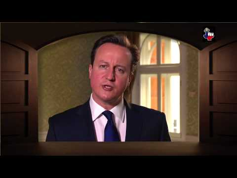 UK Prime Minister David Cameron and Christianity