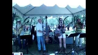 The Hot Texas Swing Band @ Front Porch Days 5/18/14