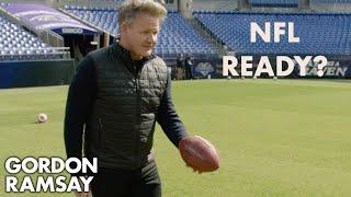 Is Gordon Ramsay NFL Draft Ready?