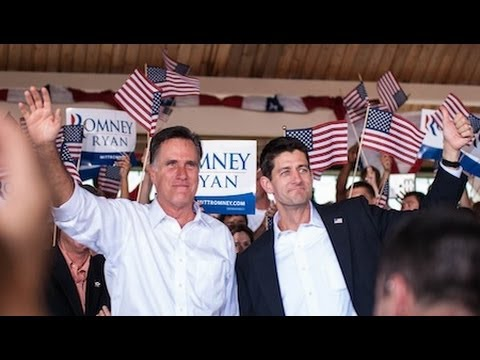 Romney and Ryan: Right Wing Billionaires Think it's Time to Take the Gloves Off