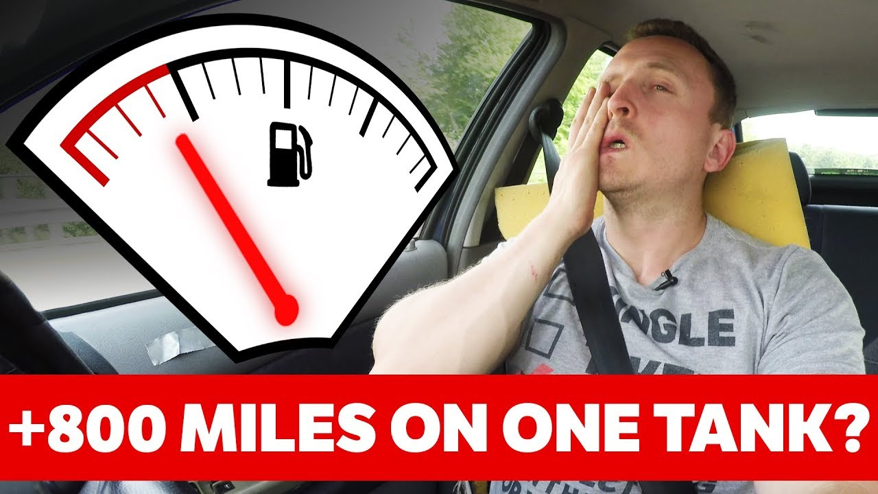 Can An Old Car Achieve Over 800 Miles On One Tank Youtube