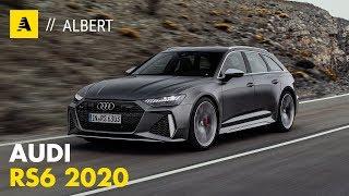 Nuova Audi RS6 | La nuova generazione 2020 fa paura!