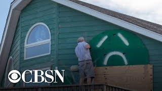 Hurricane Florence could bring a historic storm surge to North Carolina