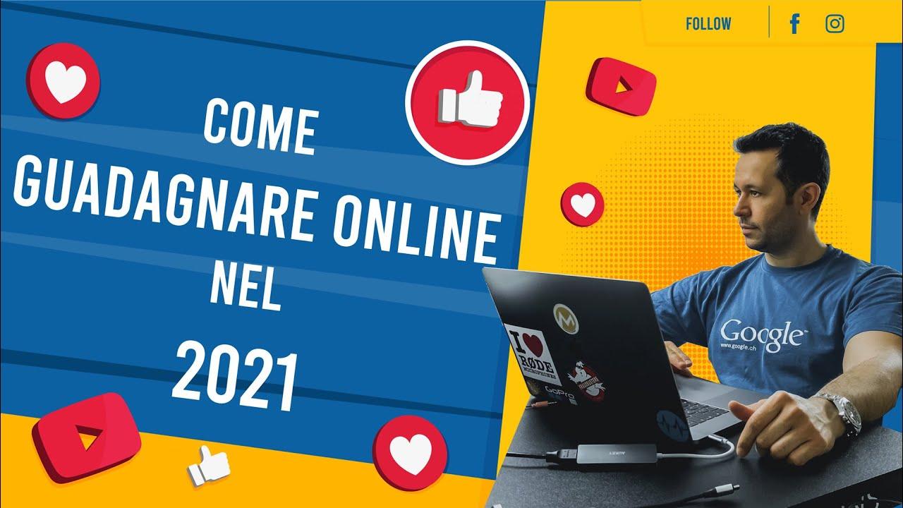 guadagno online 2021)