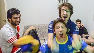 Boca 2 Rosario Central 0 | Copa Argentina FINAL | AMIGOS