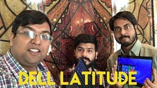 Dell launches New latitude Notebooks - Latitude 12 2-in-1