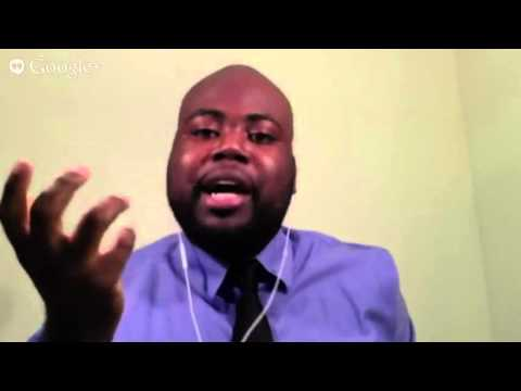 Anthony N. Morgan -The Universal Charter On Media Representations Of Black Peoples