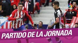 Partido De La Jornada: Atlético De Madrid Vs Real Betis