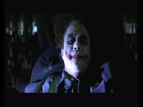"""The Dark Knight """"When an Unstoppable Force meets an Immovable Object"""" Full Scene (HQ)"""