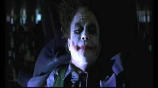 "The Dark Knight ""When an Unstoppable Force meets an Immovable Object"" Full Scene (HQ)"